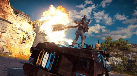Just Cause 2 Schnellstes Auto by Just Cause 3 Review Ps4 Gaming Instincts Next