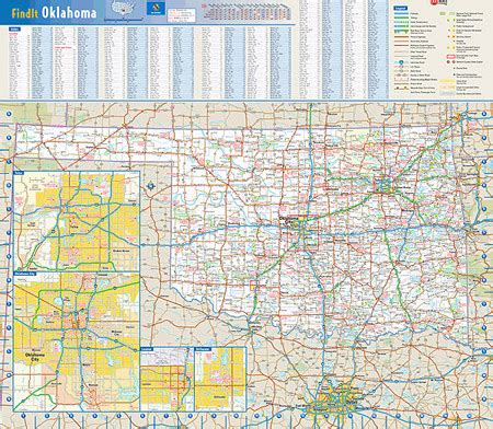 Ok State Map by Oklahoma State Map Related Keywords Amp Suggestions