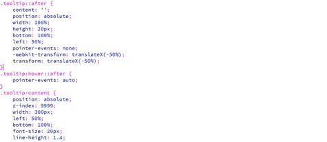 membuat link hover css membuat efek tooltip hover menggunakan html dan css