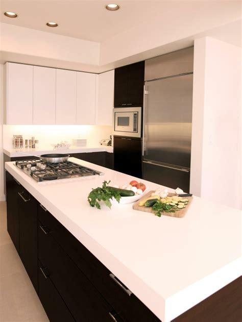 comptoir de cuisine blanc 52 id 233 es 233 l 233 gantes avec du
