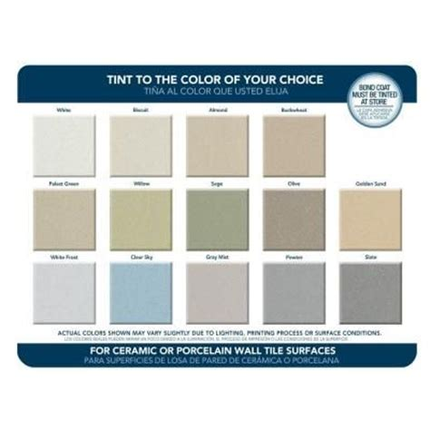 tile paint colors rust oleum transformations 1 qt tile finish