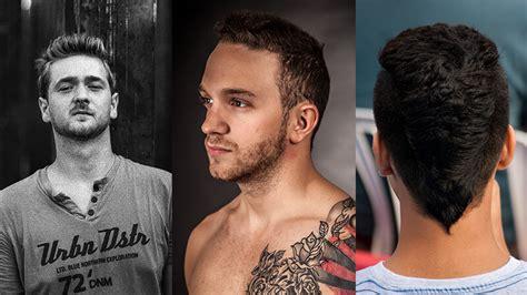 model rambut pendek pria berdasarkan bentuk wajah mediapria