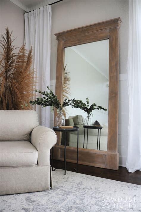 build large floorleaner mirror sawdust  stitches