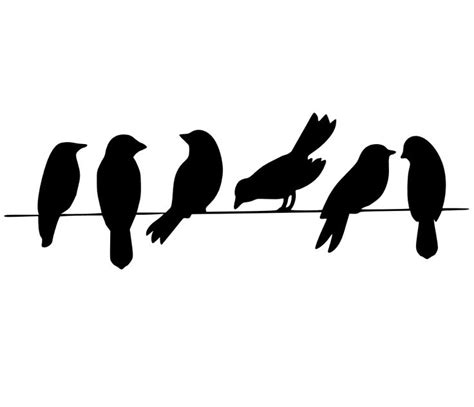 Space Bedroom Ideas best 25 bird silhouette ideas on pinterest bird