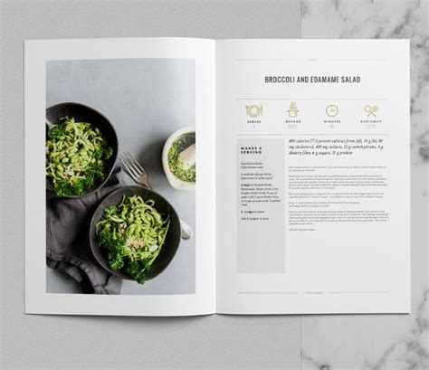 templates for cookbooks cookbook template 31 free psd eps indesign word pdf