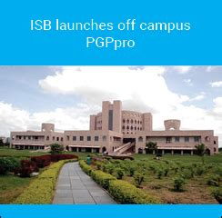 Isb Hyderabad Executive Mba Criteria by Isb Launches Pgppro Cus Weekend Programme For Mid