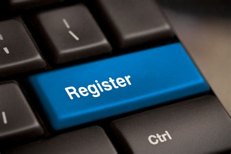 how to register a how to register