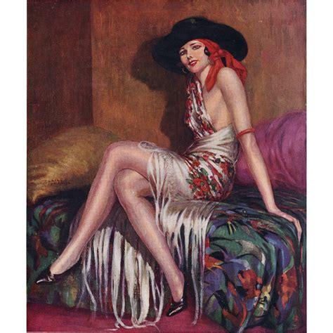 Erotic 1920 ladies