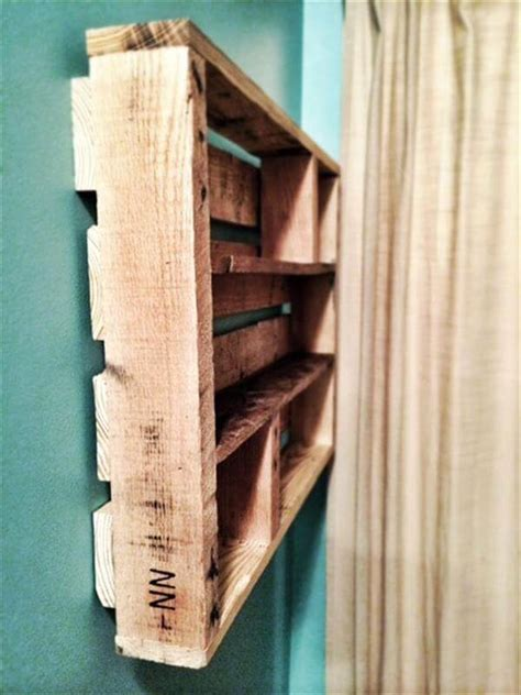 diy spice rack wood diy pallet wood spice rack 101 pallets