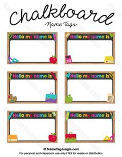 esl printable name tags pencil name tags free free school and classroom