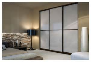 closet doors for bedrooms wenge sliding closet doors with white lami glass toronto space solutions renos pinterest