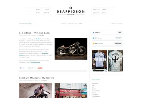 beautiful blog design 15 beautiful blog designs webdesigner depot