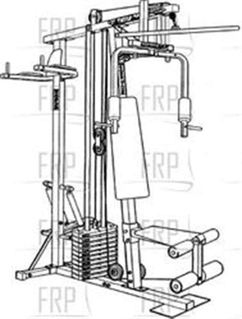 weider cjxt3 master trainer 831 700921 fitness and