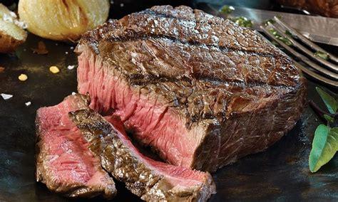 Produk Nature Stek bison top sirloin steaks