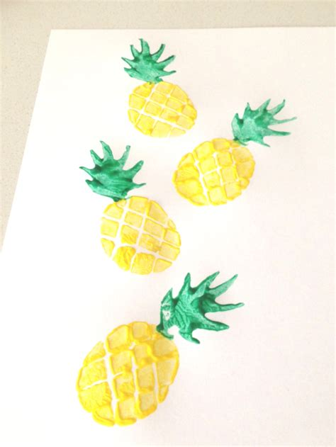 How To Make A Pineapple Out Of Paper - how to make a pineapple out of paper 28 images 3d