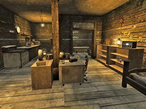 Shack Interiors victor s shack the fallout wiki fallout new vegas and more