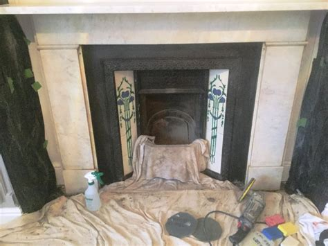 fireplace bedfordshire tile doctor
