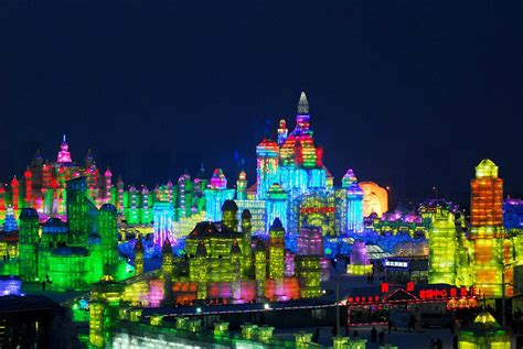ice city harbin china travel guide china focus travel