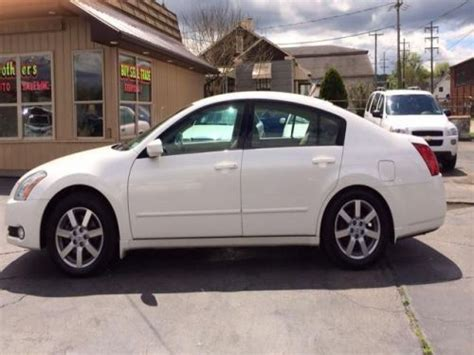 find used 2006 nissan maxima sl in 444 fourth ave huntington west virginia united states