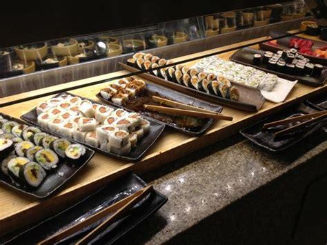sushi picture of bacchanal buffet las vegas tripadvisor