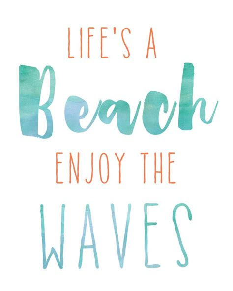 printable beach quotes 25 best ideas about quotes about the sea on pinterest
