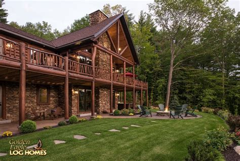 Golden Eagle Log And Timber Homes Log Home Cabin | golden eagle log and timber homes log home cabin
