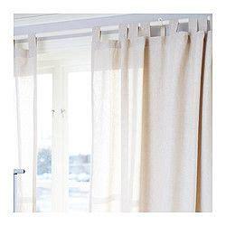 Ikea Lenda Curtains Ideas Light Beige Ikea And Curtains On Pinterest