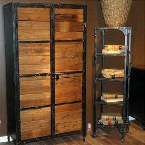 wrought iron bookcase furniture american custom furniture wrought iron entrance cabinet