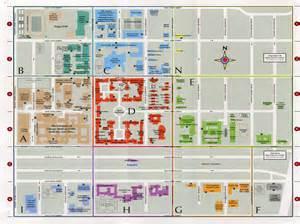 University Of Chicago Campus Map uchicago campus grid