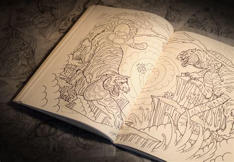 Libro De Tatuajes Para Colorear Por Megamunden
