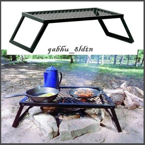 outdoor pit cooking grates c grill grate cooking outdoor bbq portable steel