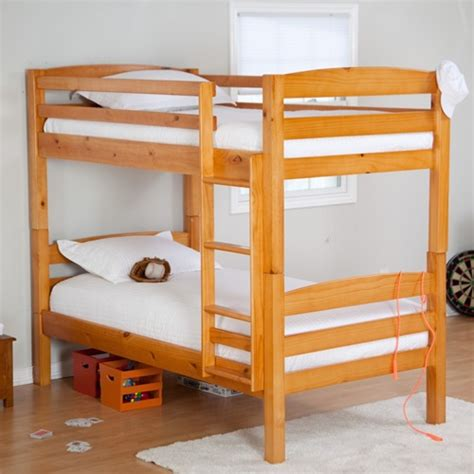 Childrens Wooden Bunk Beds Multi Functional Beds For Small Bedroom Interior Design