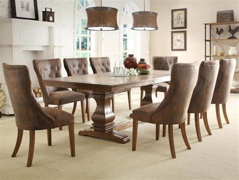 9 piece dining room table sets new interior 9 piece dining room table sets renovation with pomoysam com