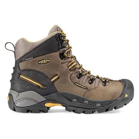 keen safety shoes keen pittsburgh safety boot 1007025 footwear