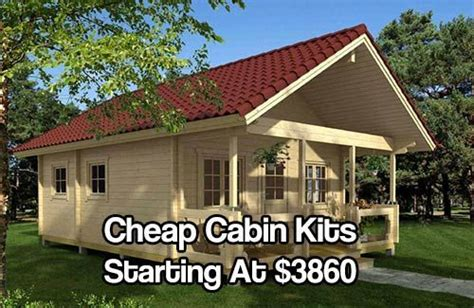 cheap tiny house kits 25 best ideas about cabin kits on pinterest log cabin