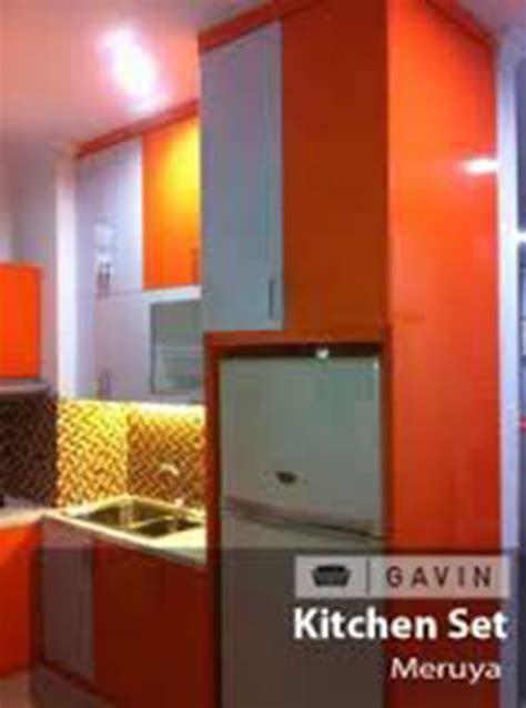 desain dapur warna orange inilah desain lemari dapur yang cocok dengan dapur anda