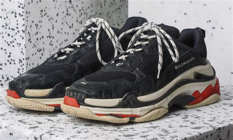 balenciaga s triple s logo could be a low key reference to
