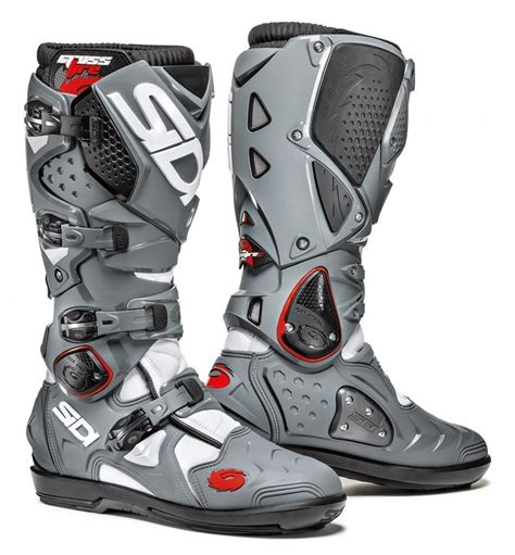 sidi motocross boots 465 06 sidi mens crossfire 2 srs offroad motocross 998331