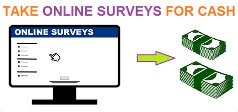 Take Paid Surveys Online For Cash - get paid to take online surveys for cash with best survey sites inconite