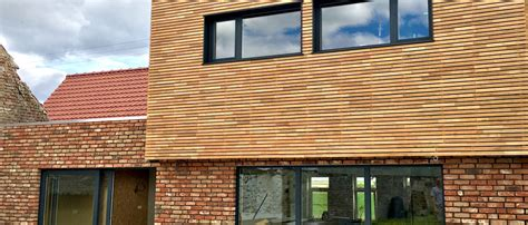 horizontale fassade robinia wood 174 robinienterrasse robinienfassaden