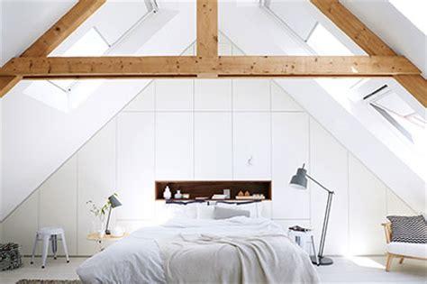 dachboden einrichten schlafzimmer umbau der dachboden wohnideen einrichten