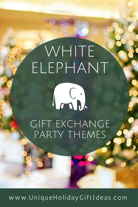 christmas themes for white elephant white elephant party themes and ideas