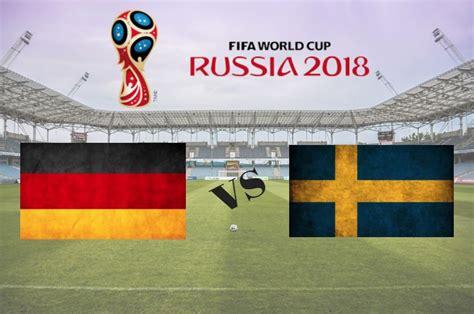 deutschland schweden weltmeisterschaft 2018 artikel wetten wm 2018
