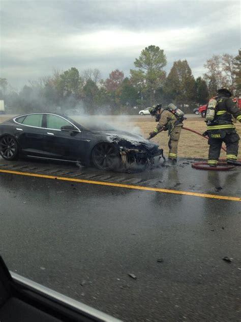 Tesla Premarket Car B Q Part Iii Tesla Flames Out Premarket On Reports Of