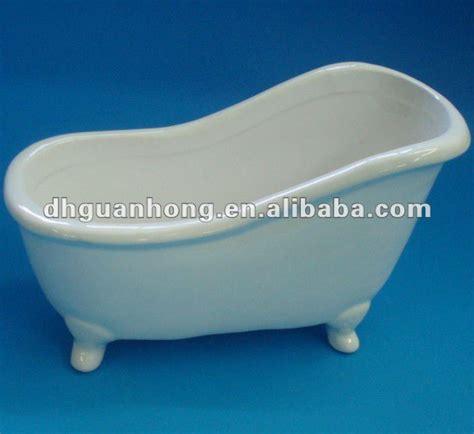 bathtub ceramic april new arrival ceramic mini bathtub soap dish buy