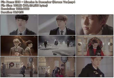 download mp3 exo k miracles in december gallade s new blog mv exo miracles in december