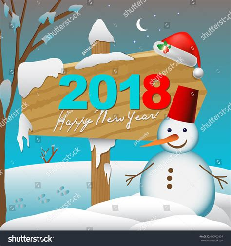 happy  year card background stock vector  shutterstock