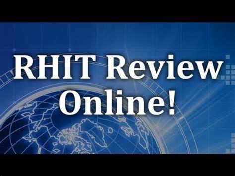 Pin By Mometrix Test Preparation On Rhia Amp Rhit Exam