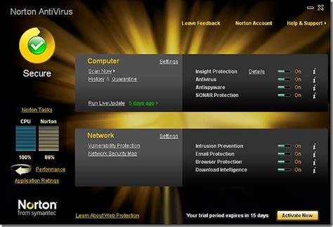 Beautiful Useful New Security Product From Norton by Norton Antivirus 2010 Free