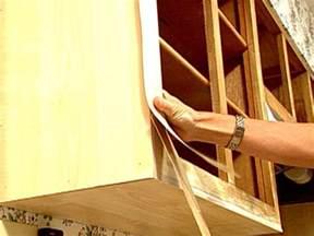 kitchen cabinet refacing veneer kitchen cabinet refacing with veneer hgtv